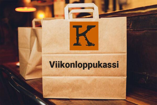 Noutokassi take away